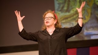 Lynda Barry: The answer is in the picture