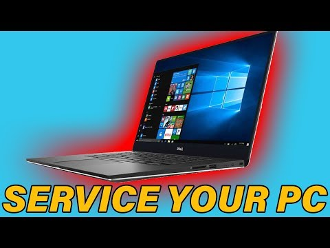 How To Service Your Laptop PC