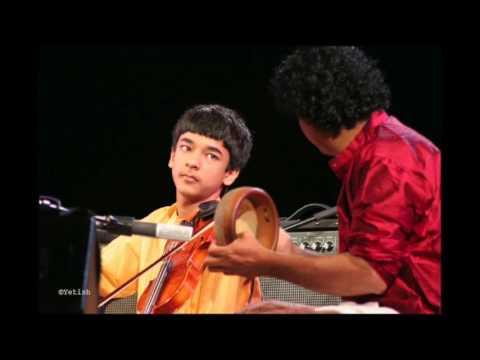 Nattakurinji Varnam - Ambi Subramaniam (at age 16)