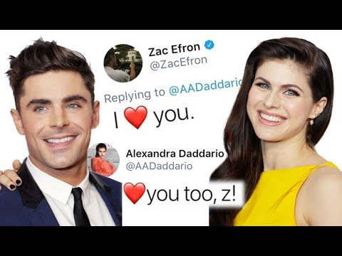 Logan lerman alexandra daddario dating 2019 election
