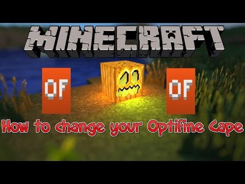 how to change your cape in minecraft
