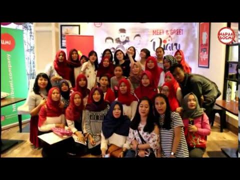 My Diary Meet & Greet #Palembang