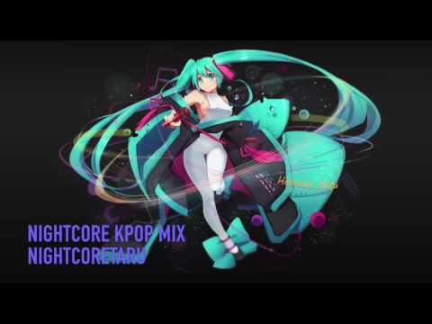 Kpop Nightcore Mix #4 [1 Hour]