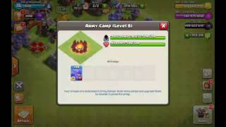 Hacked Clash of Clans