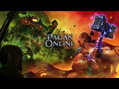 Pagan Online. Tutorial/guía para comenzar a probar el ARPG de Wargaming