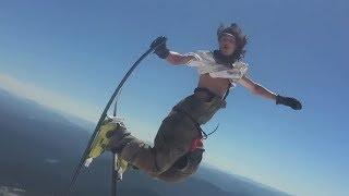 Amazing Ski Stunts 2018 thumbnail