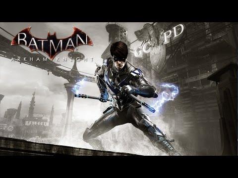 Batman Arkham Knight - DLC Nightwing [FR]