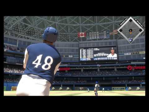 Chris Carter's pinch hit blast #MLB® The Show™ 17