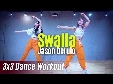 [Dance Workout] Swalla - Jason Derulo   MYLEE Cardio Dance Workout, Dance Fitness
