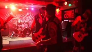 """Cry Excess - What Keeps Us Alive (Live at """"Barvy"""" club, Kiev, 09.06.2016)"""