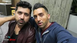 Sham, Shahveer & Zaid Ali SINGING LIVE