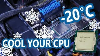How To Cool Down Your CPU Temperature. *THE BEST WAY**