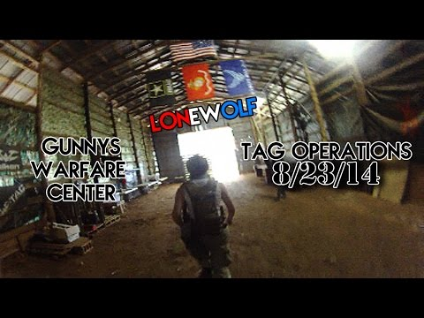 "Cody ""Lonewolf"" Price OPERATION ENCROACHING SANDS @ Gunny's Warfare Center 8/23/2014"