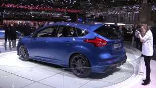 Salone di Ginevra 2015: Focus RS
