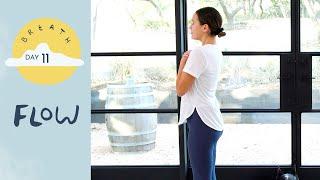 Day 11 - Flow | BREATH - A 30 Day Yoga Journey