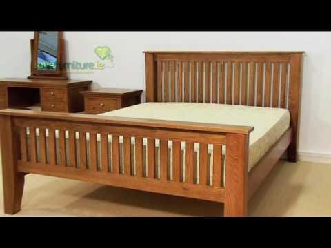 bedroom-furniture---aston-solid-oak-bed