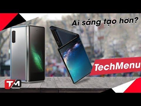 Samsung Galaxy Fold vs Huawei Mate X: Ai mới là bậc thầy sáng tạo?