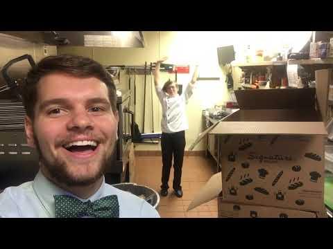 Vlog 14  - Last Day At Bonefish Grill