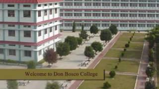 Don Bosco College Tura