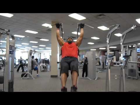 American Ninja Warrior Submission for Gee 2013 Season 5