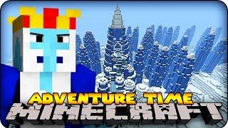 Minecraft - ADVENTURE TIME - Ice King and Princess Bubblegum ! #2