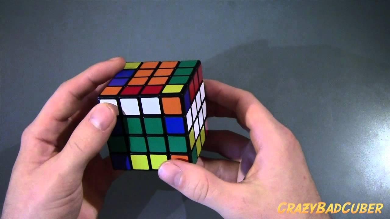 4X4 Edge Pairing Tutorial