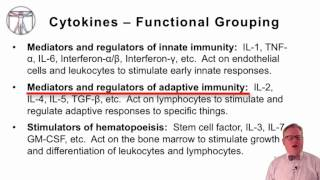 5. Introduction to Cytokines and Chemokines