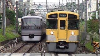 ダイヤ改正で廃止 西武新宿線