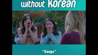 A World Without Korean - Movie Trailer  (FB Version)