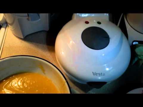 Домашние вафли - рецепт