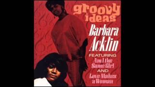 BARBARA ACKLIN - I