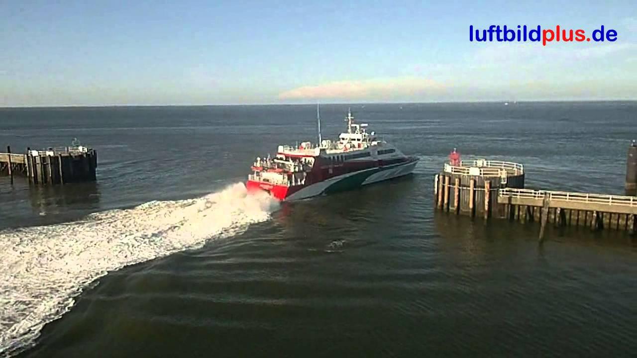 cuxhaven fähre helgoland