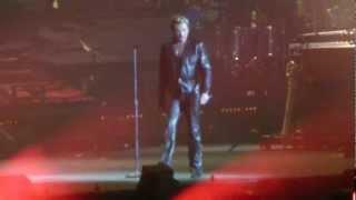 Gambar cover Johnny Hallyday - Live au Stade de France