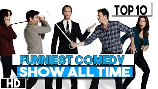 top ten funniest tv shows all time   comedy shows funny 2017 Hd