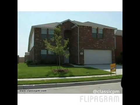 4416 Blooming Court Fort Worth, Texas 76244 #HouseForRent