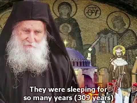 Amazing Prophecy of Elder Joseph of Vatopedi monastery in Mount Athos [MIRROR]