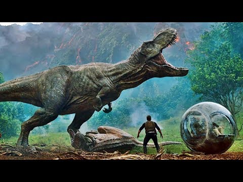 Jurassic World 2 Das Gefallene Königreich Trailer Hd