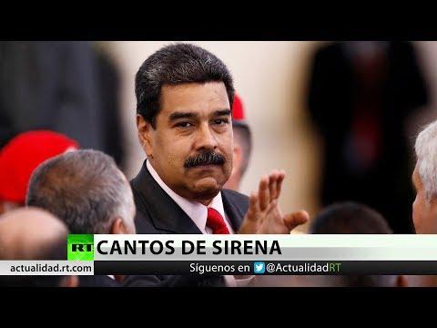 Maduro invita a los emigrantes venezolanos a volver al país pese a las sanciones