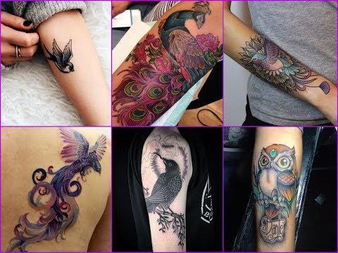 50 Perfect Bird Tattoo Designs Ideas