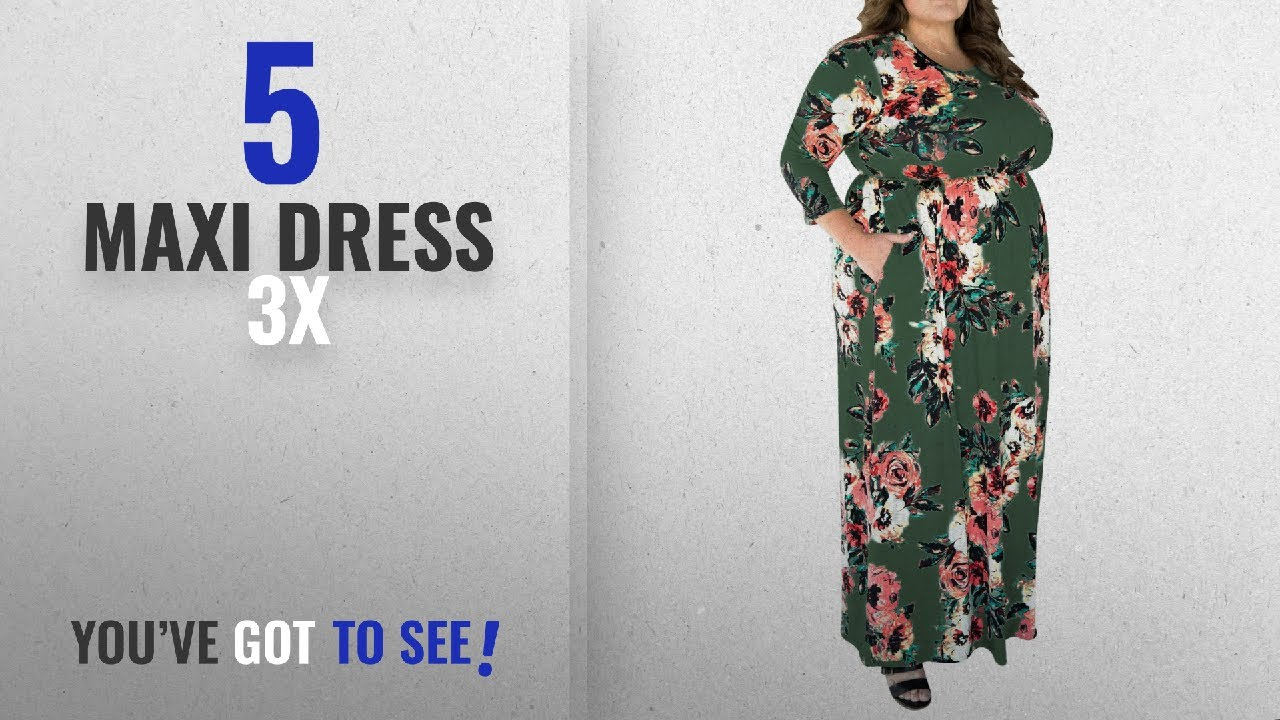 Top 10 maxi dresses high street