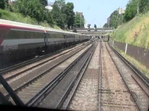 Cab Ride: Uckfield to London Bridge (Clips)