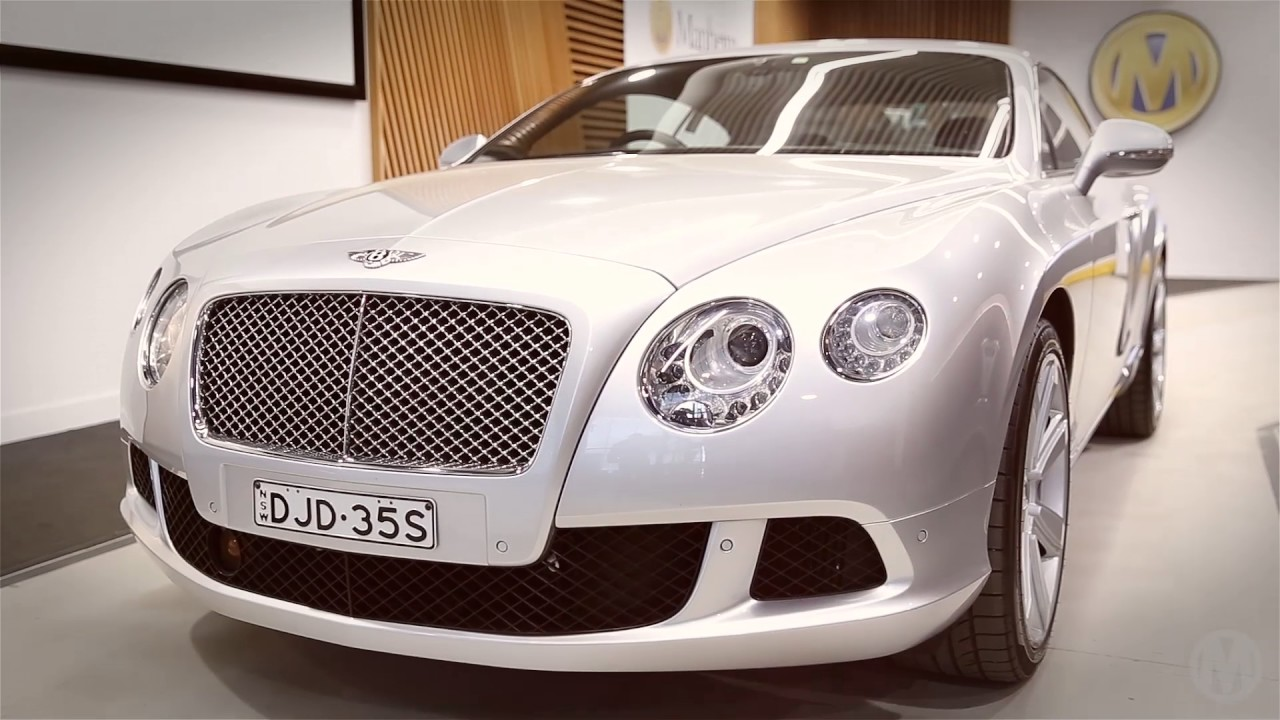 2011 bentley continental 3w 2d coup youtube 2011 bentley continental 3w 2d coup vanachro Image collections