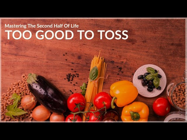Up To 40% FOOD WASTE? - Bette Kennedy