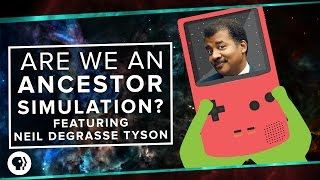 Are We Living in an Ancestor Simulation? ft. Neil deGrasse Tyson | Space Time