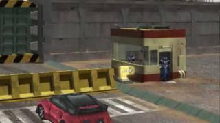 Final Fantasy 8 VIII Missile Base at disk 1