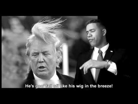 Barack Obama Rap Song Dissing Donald Trump
