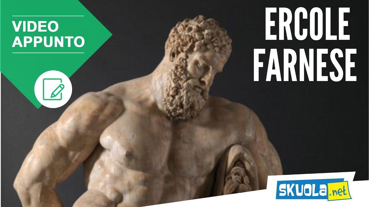 Scultura ercole farnese youtube for Ercole farnese 2017