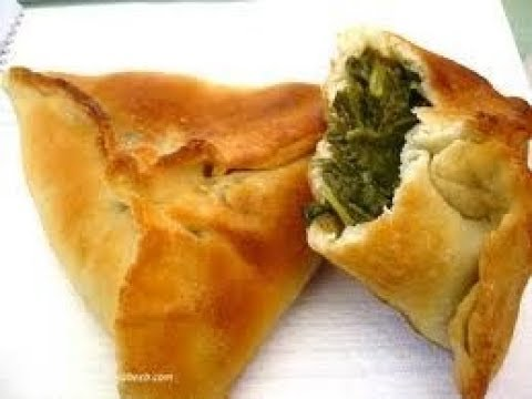 Lebanese Spinach Pies!-Delicious & Healthy!