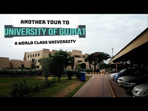 Walker #57 - Another tour to University of Gujrat (UOG)
