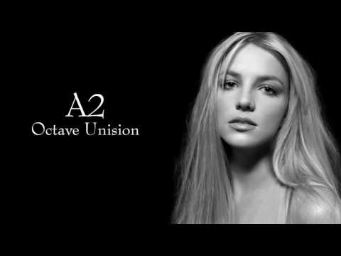 Britney Spears : Low Notes In Dramatic [G♯1] (G2-B2)